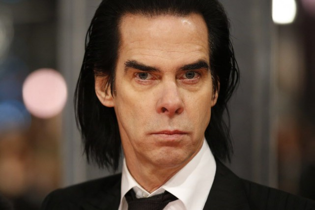 Chanteur et écrivain, Nick Cave, légende de la... (Photo JUSTIN TALLIS, archives AFP)