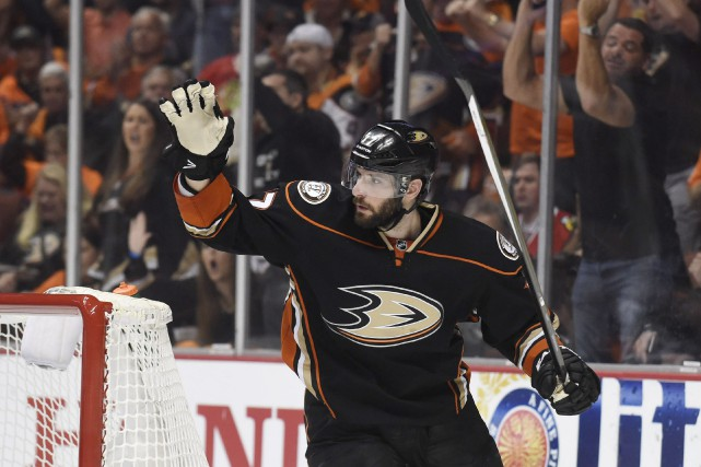 Ryan Kesler... (PHOTO GARY A. VASQUEZ, ARCHIVES USA TODAY SPORTS)