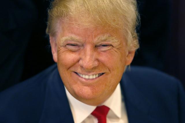 Donald Trump a notamment affirmé :«je hais la... (PHOTO AP)