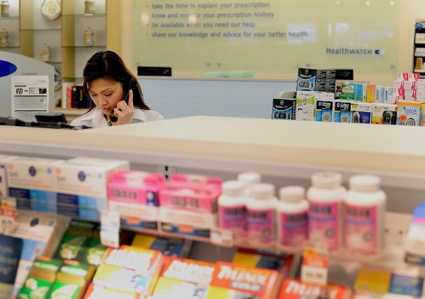 «Je connais énormément de pharmaciens qui ont à... (PHOTO AARON HARRIS, ARCHIVES BLOOMBERG)