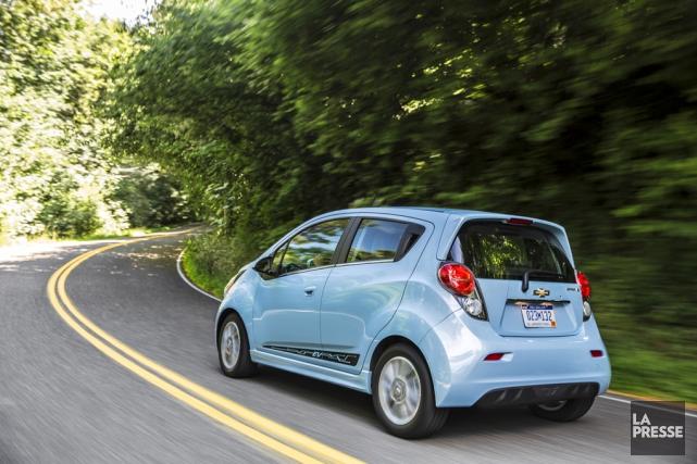 Québec veut voir plus que les 7000 voitures... (photo tirée du site de GM Canada)