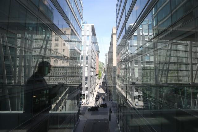 La Caisse de dépôt et placement du Québec... (PHOTO MARTIN CHAMBERLAND, ARCHIVES LA PRESSE)