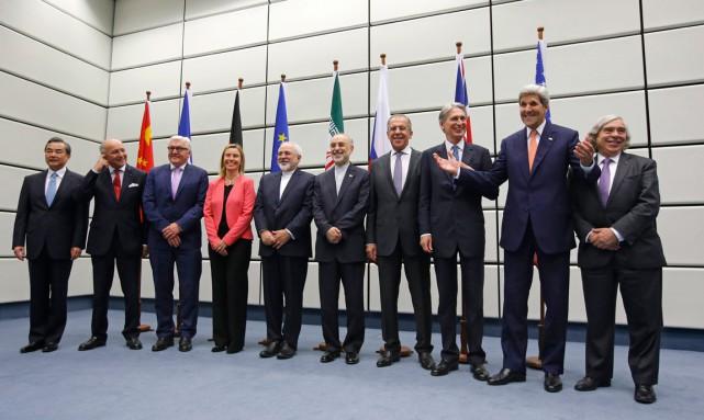 L'accord sur le nucléaire est-il un pas vers la paix, ou un appui à l'Iran...