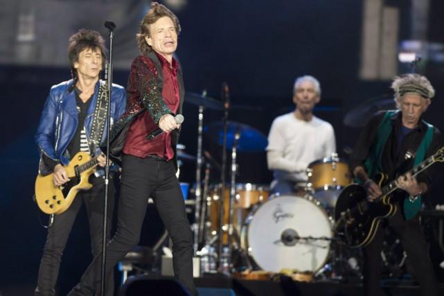 Le chanteur des Rolling Stones Mick Jagger était lundi en visite à Cuba, pays... (PHOTO ARCHIVES LA PRESSE CANADIENNE)