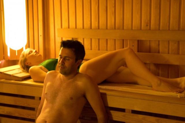 Quelques heures au spa pour oublier sa vie stressée... Les hommes sont de plus... (Photo fournie par le Spa Stoneham)