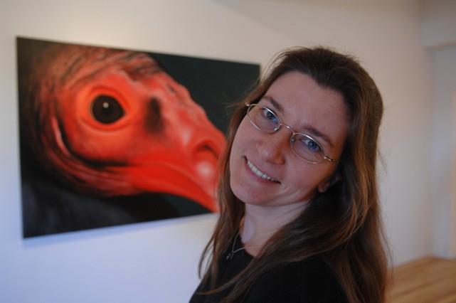 L'artiste Chantal Berthiaume est décédée des suites de... (Sylvain Mayer)