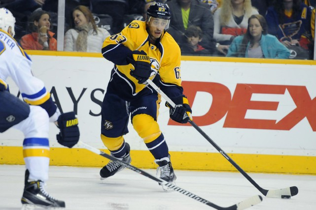 Mike Ribeiro... (PHOTO ARCHIVES USA TODAY)