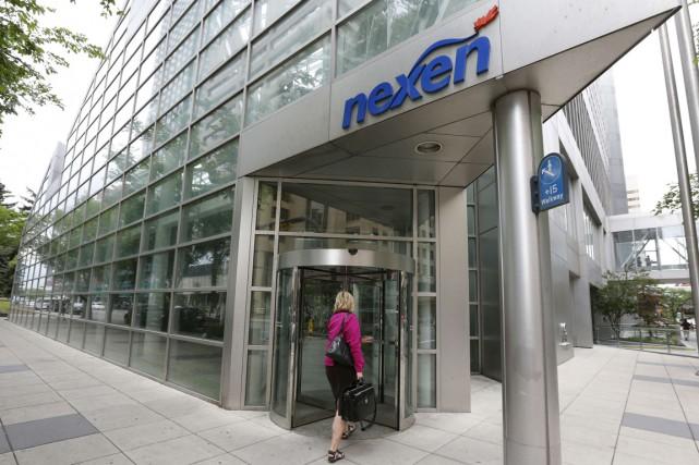 Les bureaux de Nexen, à Calgary.... (Photo Todd Korol, archives Reuters)