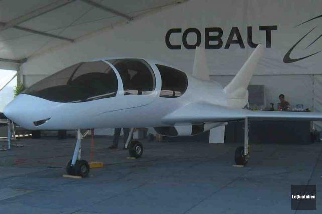 L'entreprise manufacturière en aéronautique, Cobalt Canada.... ((Archives Le Quotidien))