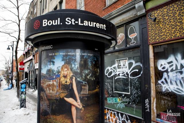 L'arrondissement du Plateau envisage une taxe qui deviendrait... (PHOTO MARTIN TREMBLAY, Archives LA PRESSE)
