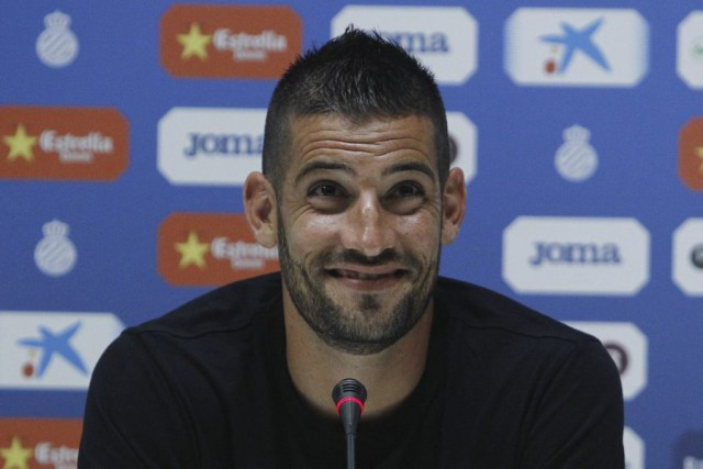 Kiko Casilla... (PHOTO QUIQUE GARCIA, AFP)