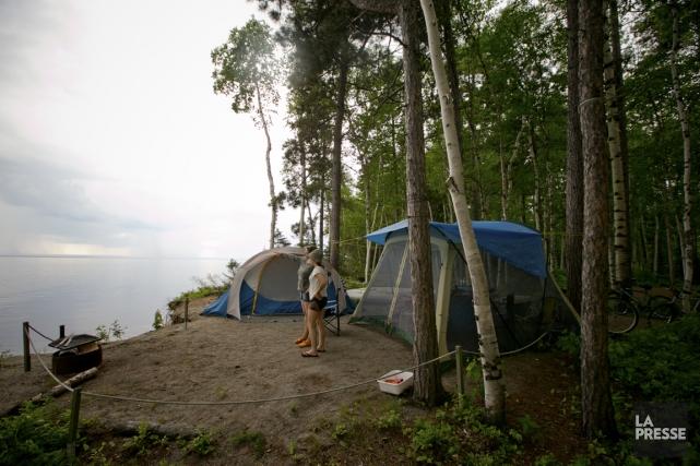 Oui, le Saguenay-Lac-Saint-Jean rime avec bleuets et fromage qui fait... (Photo David Boily, La Presse)