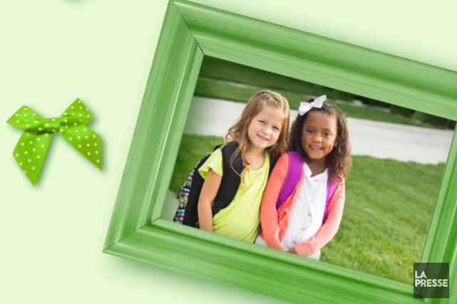 L'amitié, c'est bon pour la santé. Plus précisément : les bons amis, c'est bon... (Illustration, La Presse)