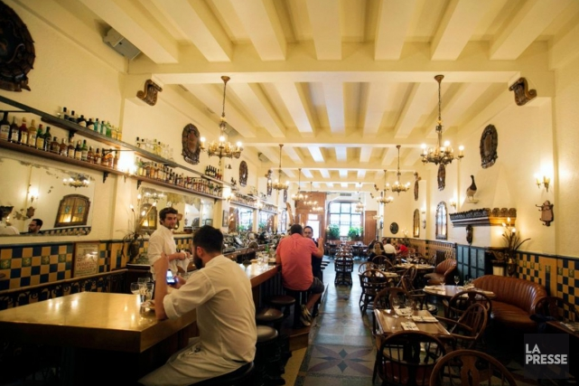 La taverne Square-Dominion... (Photo Olivier Jean, La Presse)