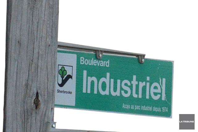 La Ville de Sherbrooke entreprendra lundi de longs travaux d'aménagement de... (Archives La Tribune)