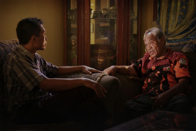 Dans The Look of Silence, on suit le... (PHOTO FOURNIE PAR DRAFTHOUSE FILMS AND PARTICIPANT MEDIA)