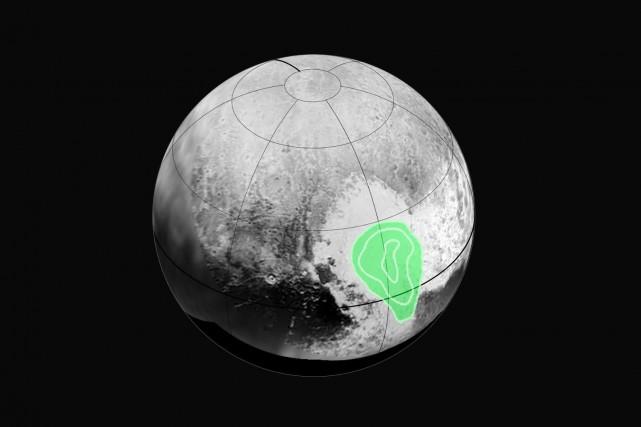 Parmi les nouvelles données dévoilées vendredi, la NASA... (PHOTO AFP/NASA)