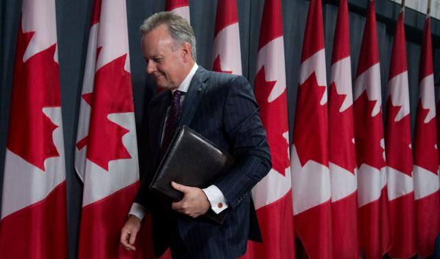 «Le gouverneur Stephen Poloz a soigneusement évité le... (Photo Adrian Wyld, La Presse Canadienne)