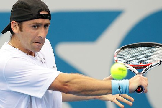 Favori, Benjamin Becker est classé 54e au monde.... (photo ATP)