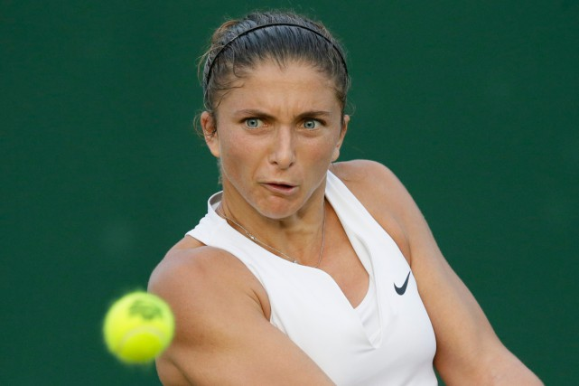 Sara Errani... (PHOTO TIM IRELAND, ARCHIVES AP)