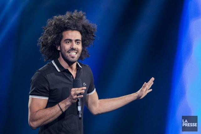 Adib Alkhalidey... (Photo Édouard Plante-Fréchette, La Presse)