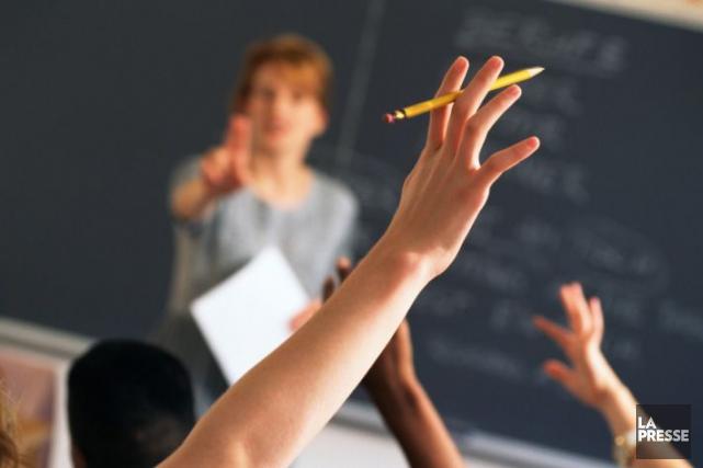 «Les enfants du primaire ne recevront pas d'apprentissages... (Photo d'archives)