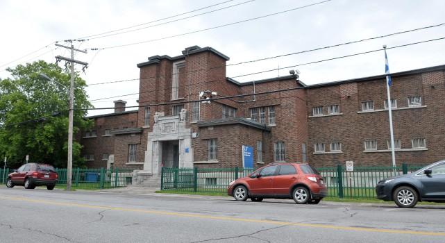 C'est à l'automne que les détenus de Chicoutimi... (- photo le progrès-dimanche, rocket lavoie)