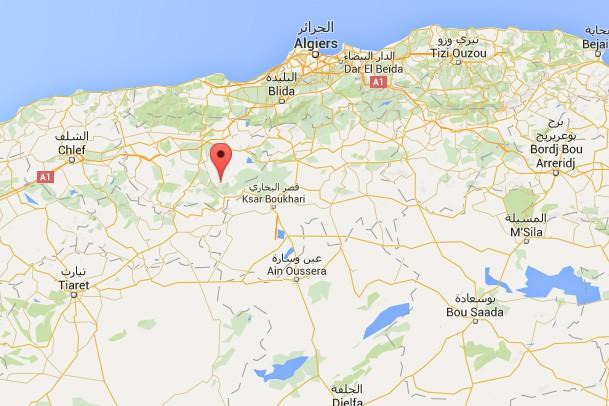 Le groupe Al-Qaïda au Maghreb islamique (Aqmi) a revendiqué la mort dans une... (Capture d'écran Google Maps)