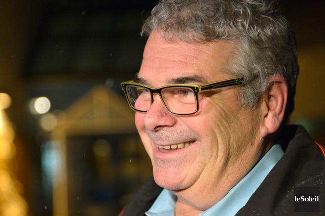 Le maire de Stoneham, Robert Miller, a confirmé... (Photothèque Le Soleil, Yan Doublet)