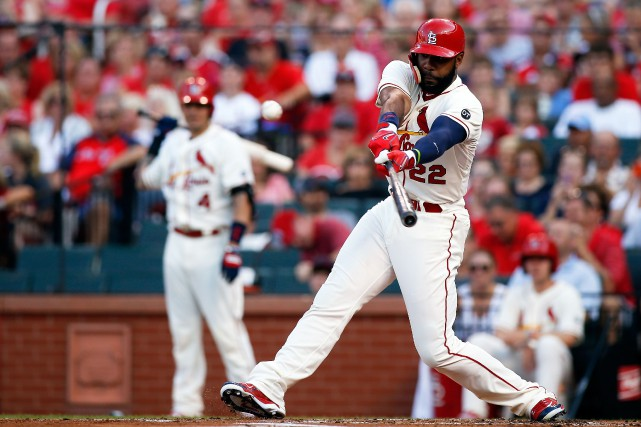 Jason Heyward... (Photo Scott Kane, USA Today)