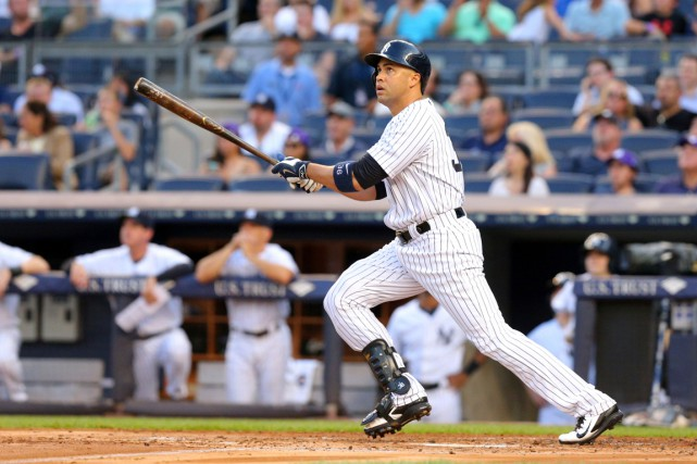 Carlos Beltran... (PHOTO BRAD PENNER, ARCHIVES USA TODAY)