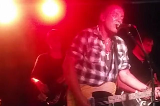 Bruce Springsteen... (IMAGE TIRÉE D'UNE VIDÉO)