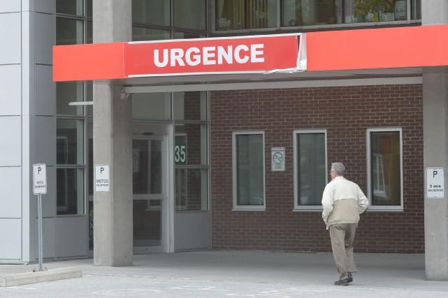 Pour la première fois de ma vie, j'ai dû me rendre à l'urgence du CHUS au site... (Archives, La Tribune)
