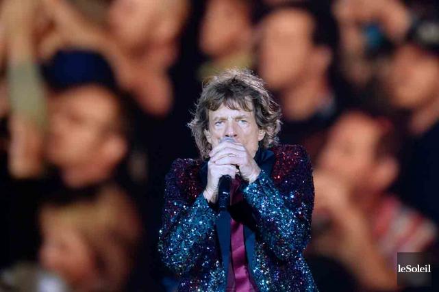 Lorsque les Rolling Stones feront sonner leurs premières notes à La Havane... (PHOTO JEAN-MARIE VILLENEUVE, ARCHIVES LE SOLEIL)