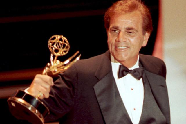 En 1990,Alex Rocco a remporté le prix Emmy... (PHOTO ARCHIVES AP)