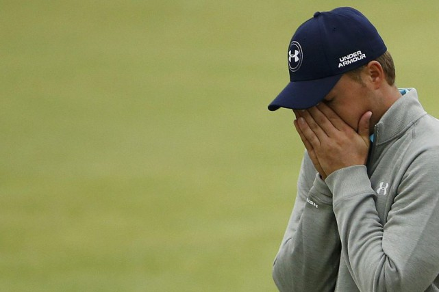 Jordan Spieth... (PHOTO PAUL CHILDS, REUTERS)