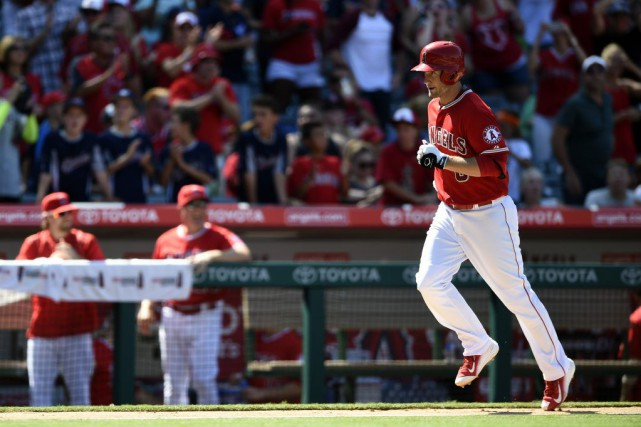 David Freese lors du match contre les Red... (Photo Kelvin Kuo, USA Today Sports)