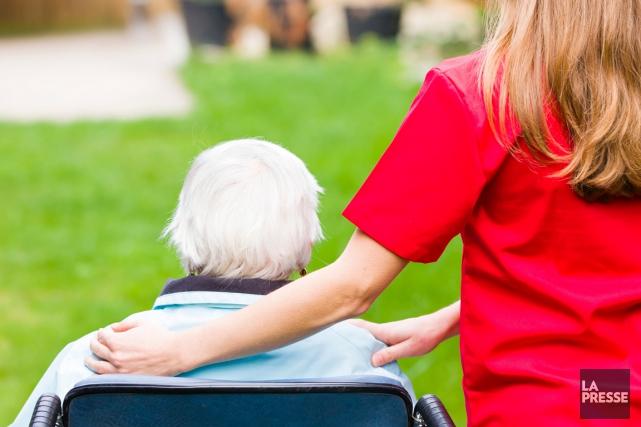 La Société Alzheimer de l'Outaouais québécois a annoncé l'ouverture d'un... (Archives)