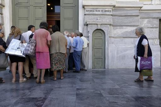 Avoir des dettes peut rendre les personnes ou les pays esclaves du prêteur... (Photo AP)
