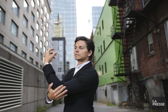 L'un des meilleurs danseurs de ballet du monde est un Québécois, originaire du... (PHOTO MARTIN CHAMBERLAND, LA PRESSE)