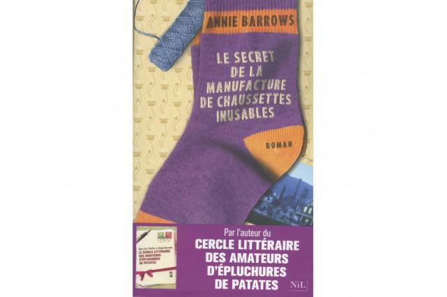 Annie Barrows, c'est la coauteure du Cercle littéraire des amateurs...