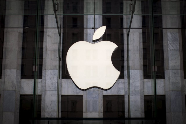 Apple Music «marche vraiment très bien», a indiqué... (Photo Mike Segar, Reuters)