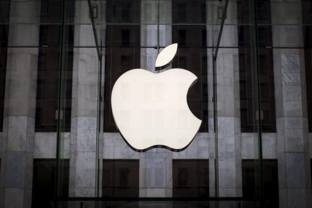 Toute une série de services en ligne du groupe informatique américain Apple ont... (Photo Mike Segar, Reuters)