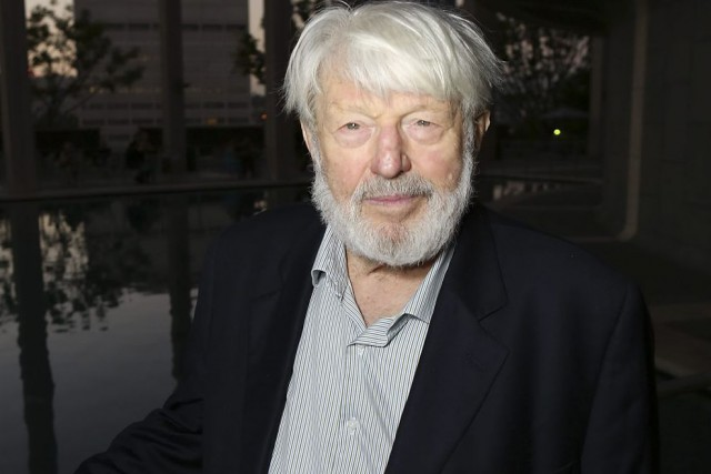 Theodore Bikel en septembre 2012.... (PHOTO ARCHIVES AP)