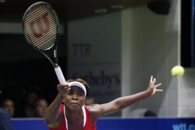 Venus Williams... (PHOTO ARCHIVES AP)