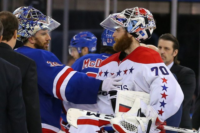 Holtby souhaiterait cependant obtenir plutôt six millions de... (Photo Adam Hunger-USA TODAY Sports)