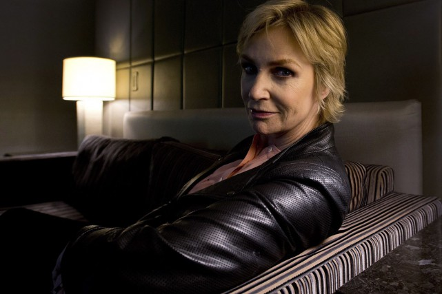 Jane Lynch désirait depuis longtemps être du festival... (PHOTO ARCHIVES LA PRESSE CANADIENNE)