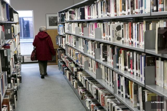 Les trois bibliothèques de Sherbrooke seront bientôt soumises à un nouvel... (Archives La Tribune, René Marquis)