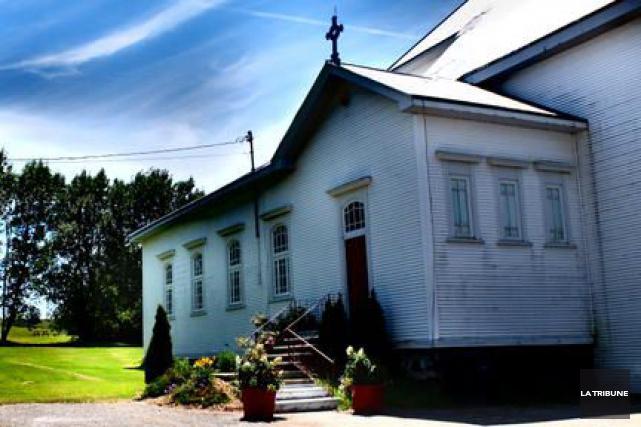 On aménagera dans la sacristie de l'église de... (La Tribune, Sonia Bolduc)