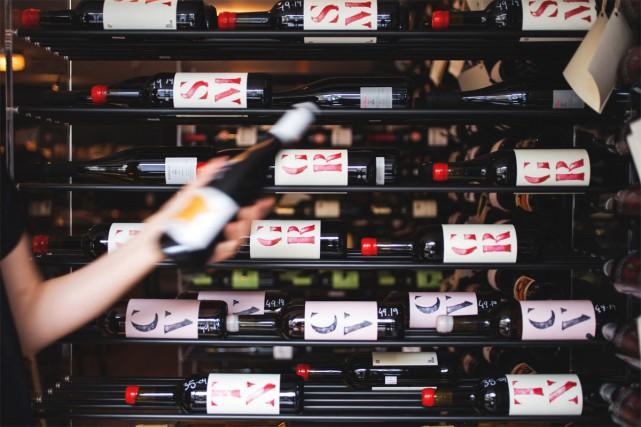 La buvette de quartier Cul-sec est une boutique... (PHOTO XAVIER GIRARD LACHAÎNE, TIRÉE DE FACEBOOK)